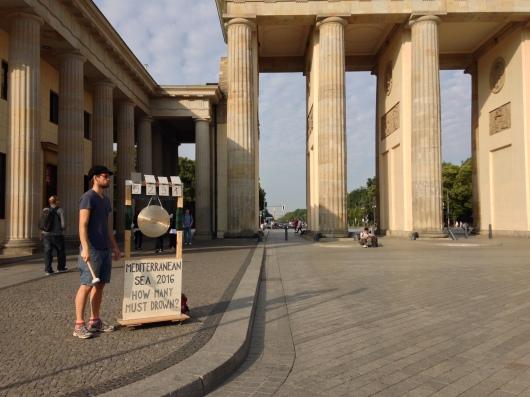 291 at Brandenburger Tor