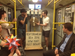 2109 in the subway U2